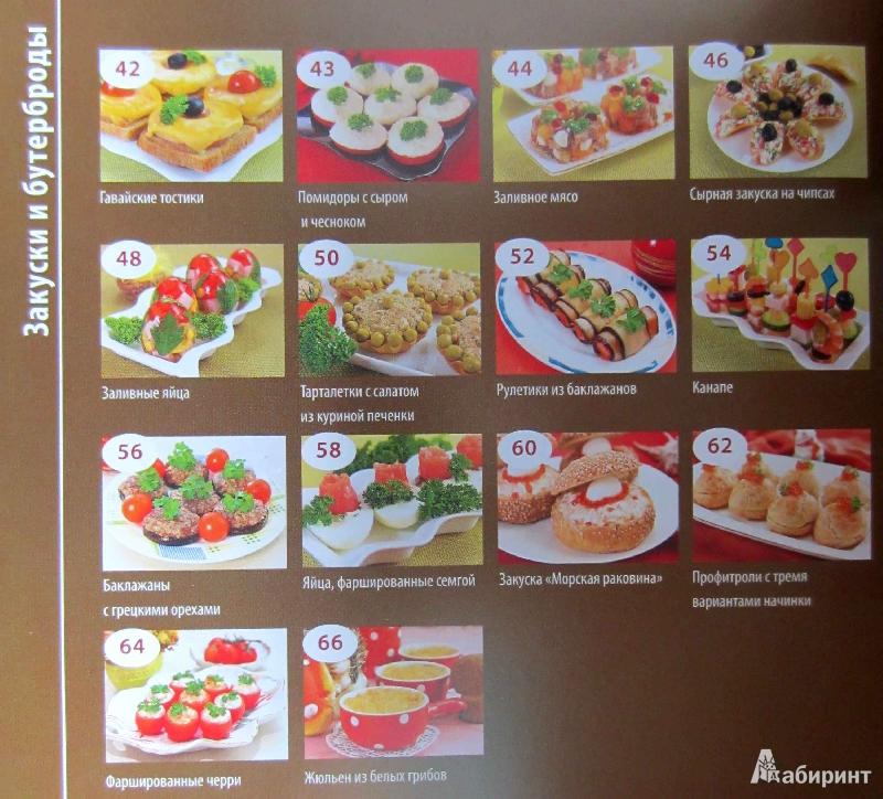 Рецепты блюд с фото от анастасии скрипкиной