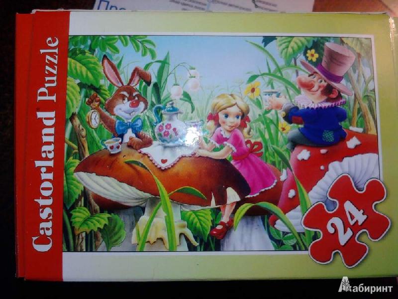 Иллюстрация 1 из 18 для Puzzle-24. MINI. Сказки (А-02405-В)   Лабиринт - игрушки. Источник: Бацурина  Карина