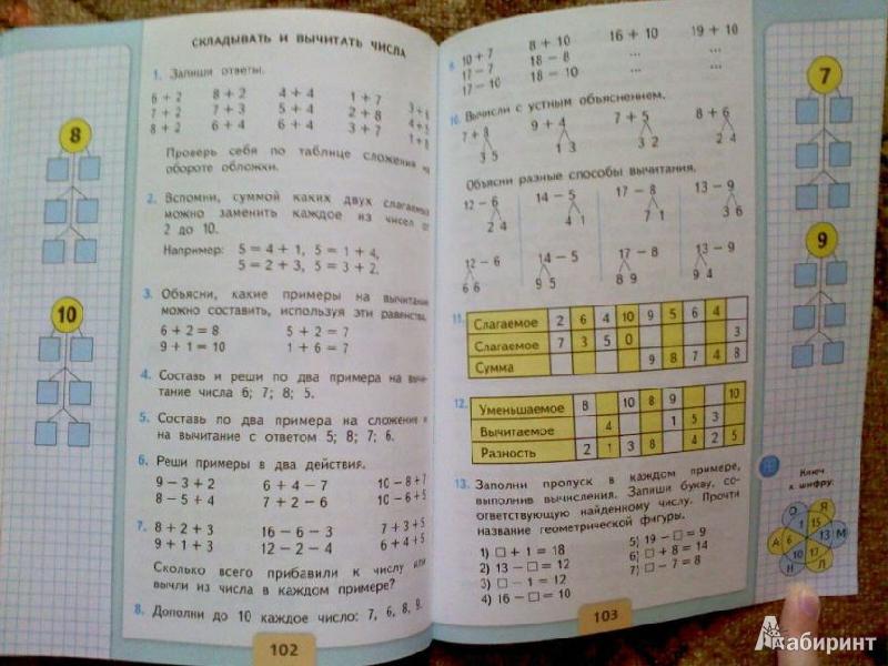 4 часть класс учебнику по волкова 2 решебник моро