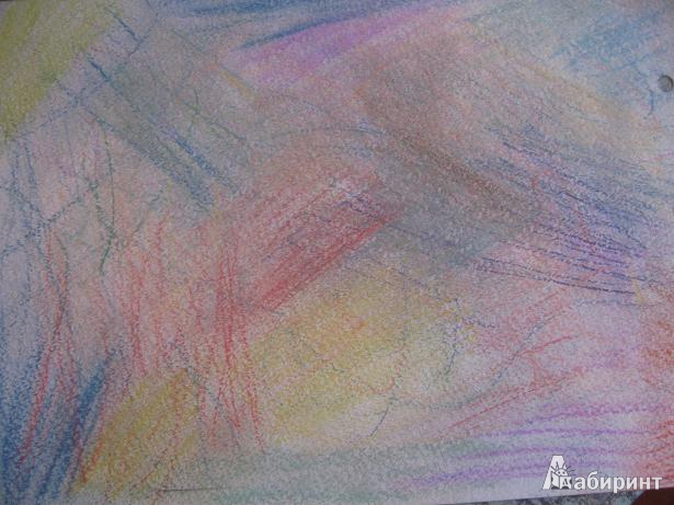 """Иллюстрация 1 из 4 для Альбом для пастелей """"Модерн"""" (слоновая кость, 20 листов, А4) (АПС4)   Лабиринт - канцтовы. Источник: иванова  анна"""