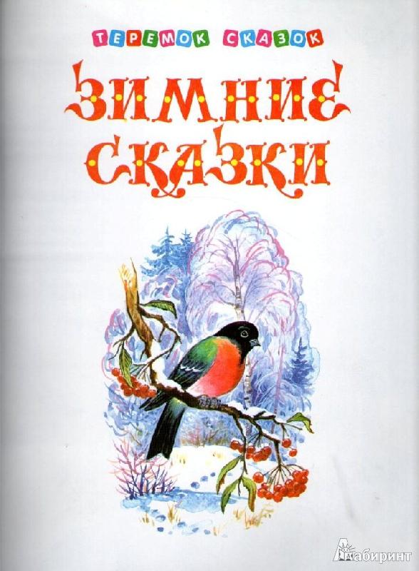 Иллюстрация 1 из 23 для Зимние сказки | Лабиринт - книги. Источник: _Ирина_