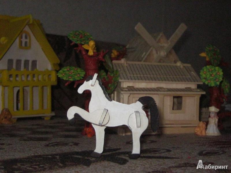Иллюстрация 1 из 3 для Лошадь (MA1011) | Лабиринт - игрушки. Источник: Белочка