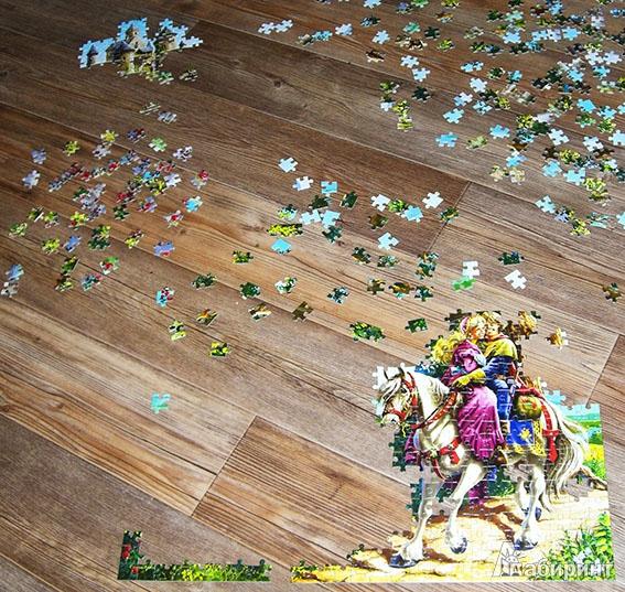 Иллюстрация 1 из 8 для Puzzle-500. Спящая красавица (В-51151) | Лабиринт - игрушки. Источник: Козловская  Наталья