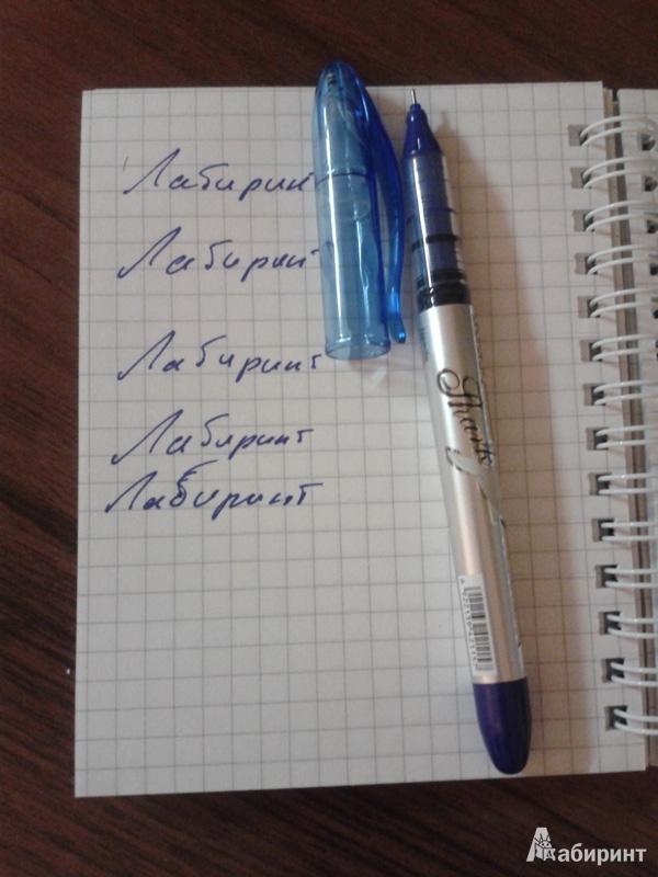 Иллюстрация 1 из 2 для Ручка роллер Lantu SHARK (синяя) | Лабиринт - канцтовы. Источник: Anita1