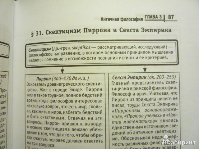 А. М руденко философия в схемах и таблицах.
