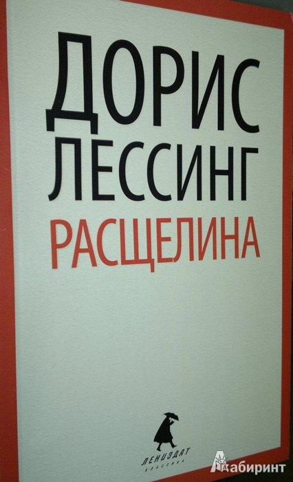 Иллюстрация 1 из 8 для Расщелина - Дорис Лессинг | Лабиринт - книги. Источник: Леонид Сергеев