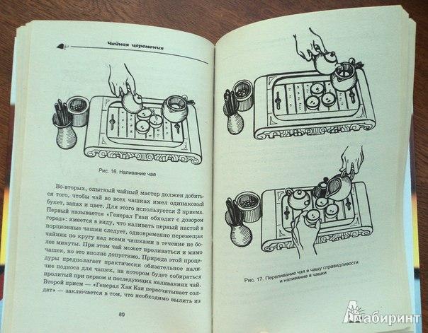 Иллюстрация 1 из 4 для Искусство чайной церемонии - Давыдова, Барыбин | Лабиринт - книги. Источник: RockBaby
