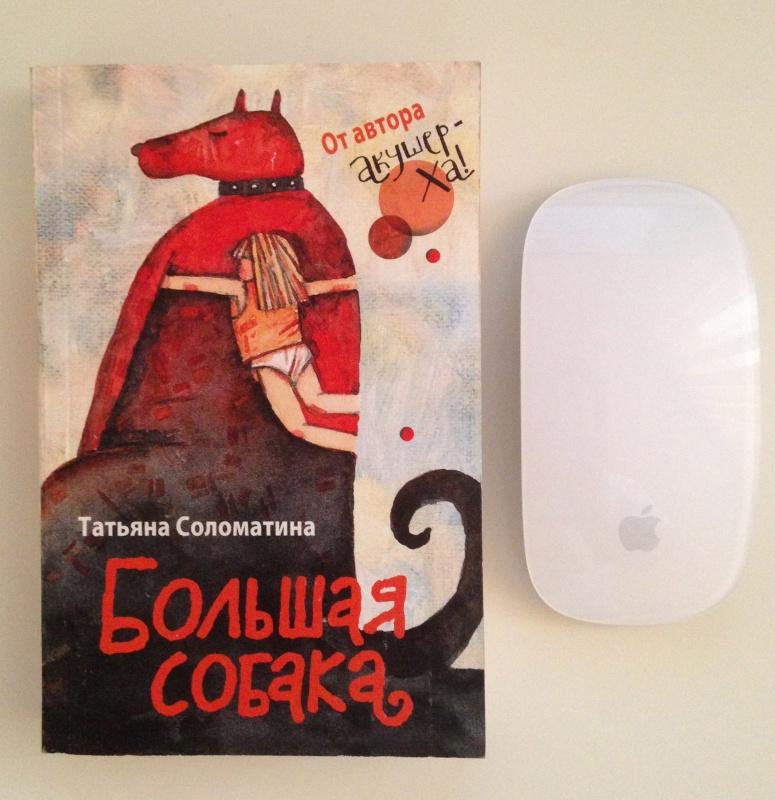 Иллюстрация 1 из 8 для Большая собака - Татьяна Соломатина   Лабиринт - книги. Источник: Александрова  Лия