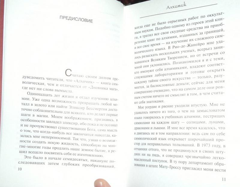 Иллюстрация 8 из 26 для Алхимик - Пауло Коэльо | Лабиринт - книги. Источник: Леонид Сергеев