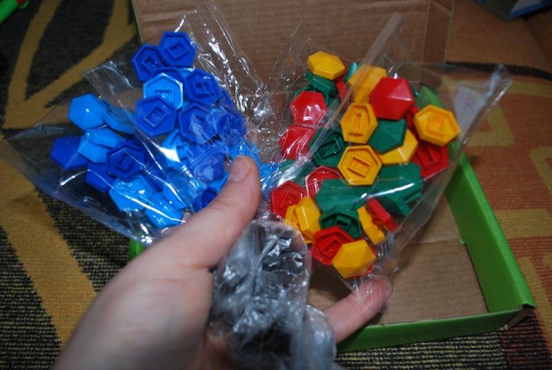 Иллюстрация 1 из 3 для Мозаика-100 магнитная: 5 цветов (00961) | Лабиринт - игрушки. Источник: Журавлёва  Анна
