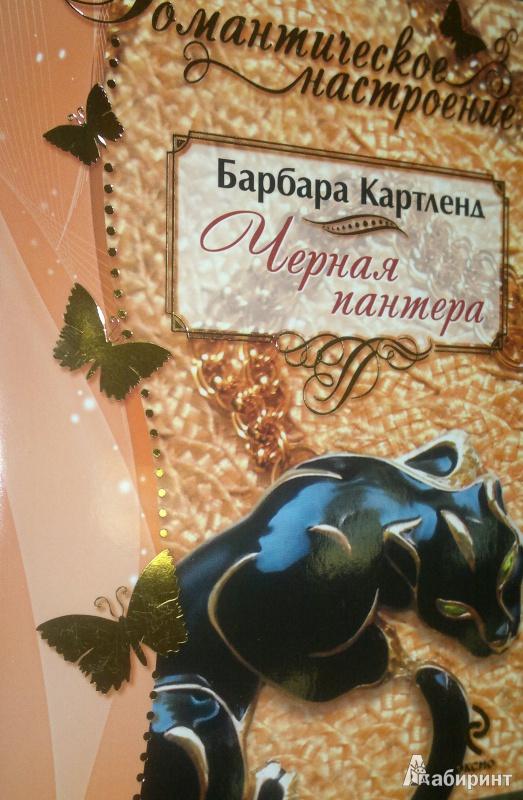 Иллюстрация 1 из 7 для Черная пантера - Барбара Картленд | Лабиринт - книги. Источник: Леонид Сергеев
