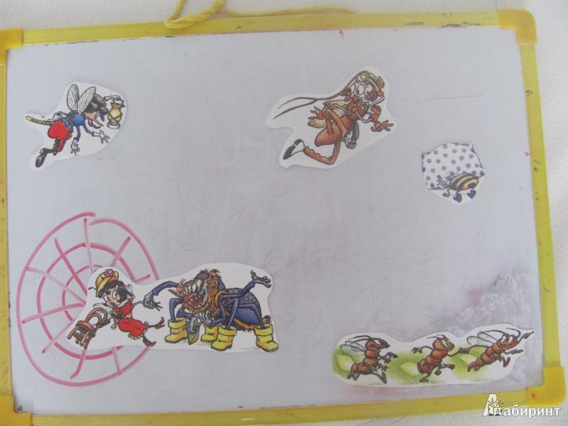 Иллюстрация 14 из 17 для Муха-Цокотуха - Корней Чуковский | Лабиринт - книги. Источник: гончарова  виктория александровна