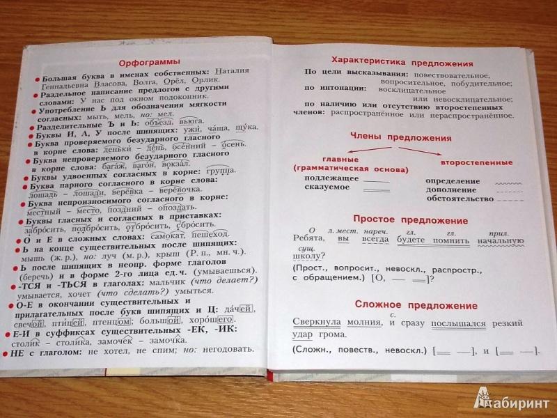 Нечаева учебник 3 класс