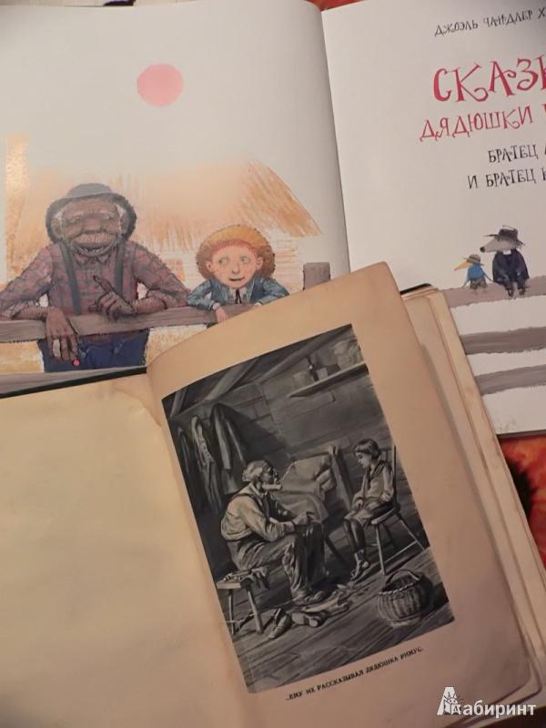 Иллюстрация 50 из 78 для Сказки дядюшки Римуса. Братец Лис и Братец Кролик - Джоэль Харрис   Лабиринт - книги. Источник: In_Ferrum