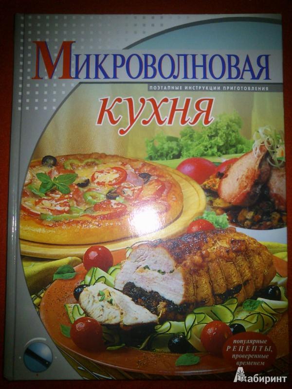 Иллюстрация 1 из 16 для Микроволновая кухня - Ольга Зыкина | Лабиринт - книги. Источник: Holodec25