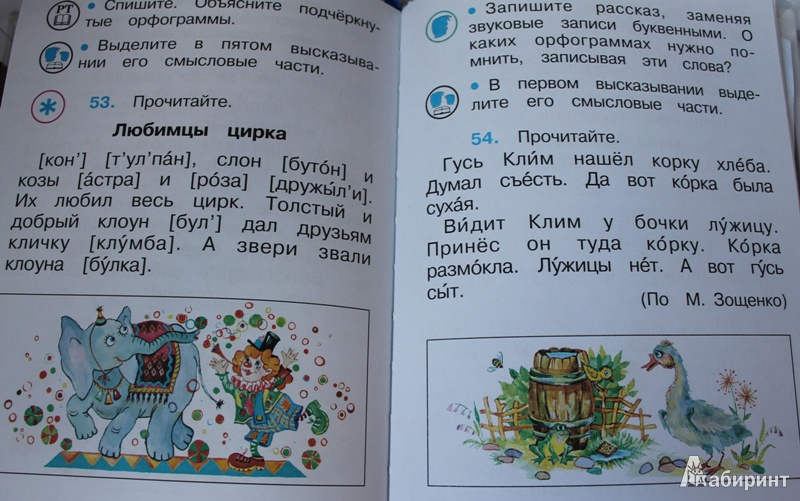 решебник русский язык 1 класс репкин восторгова