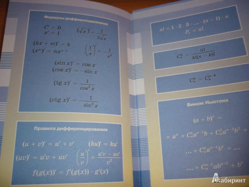 Алгебра и начала математического анализа. 10 класс. Профильный.