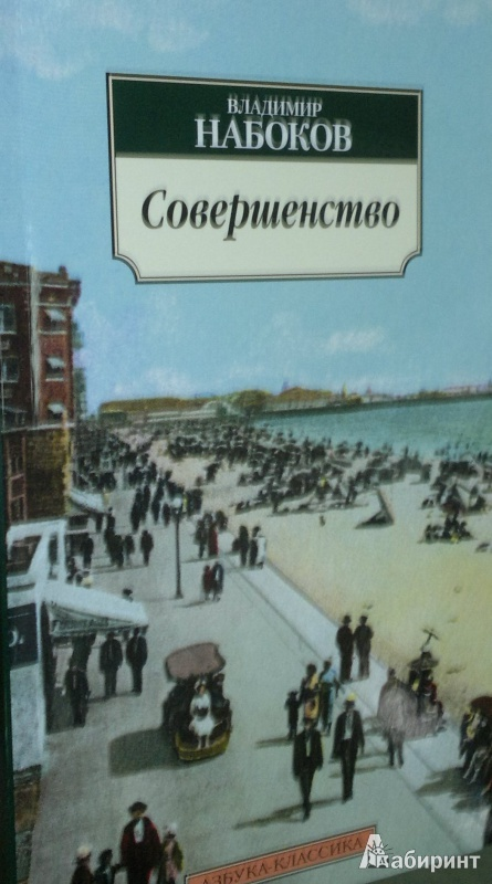 Иллюстрация 1 из 14 для Совершенство - Владимир Набоков | Лабиринт - книги. Источник: Леонид Сергеев