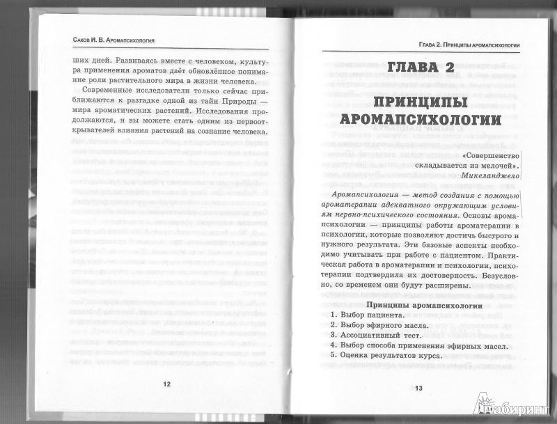 Иллюстрация 1 из 7 для Аромапсихология. Практическая психология - Игорь Саков | Лабиринт - книги. Источник: Юляша