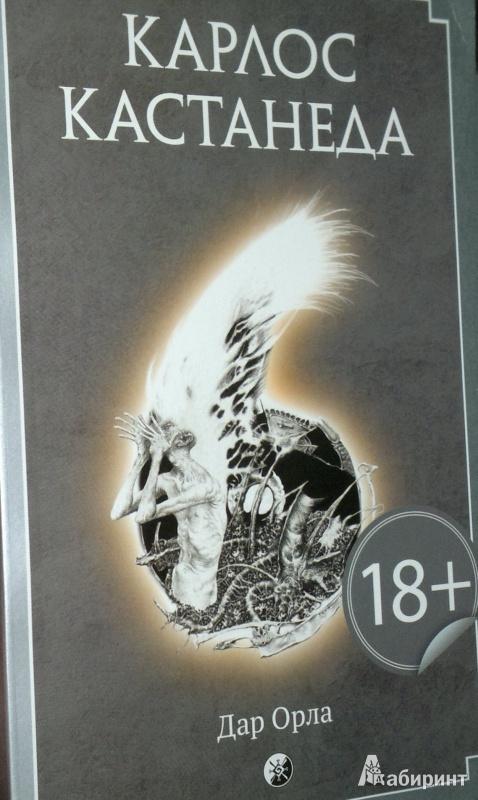 Иллюстрация 1 из 6 для Дар Орла - Карлос Кастанеда | Лабиринт - книги. Источник: Леонид Сергеев