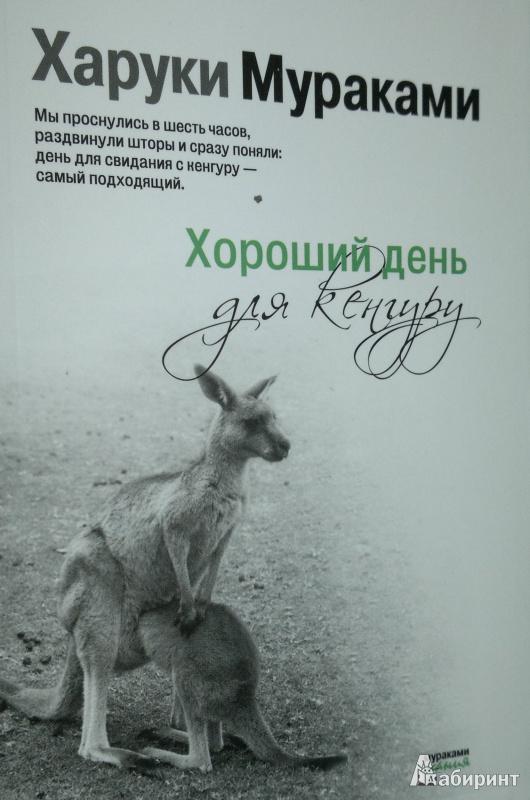 Иллюстрация 1 из 14 для Хороший день для кенгуру - Харуки Мураками | Лабиринт - книги. Источник: Леонид Сергеев