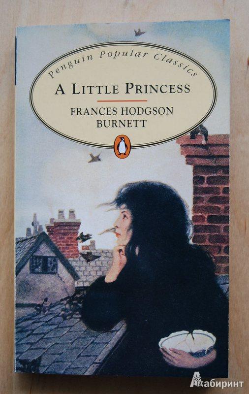 Иллюстрация 1 из 4 для A Little Princess - Frances Burnett | Лабиринт - книги. Источник: onion_girl