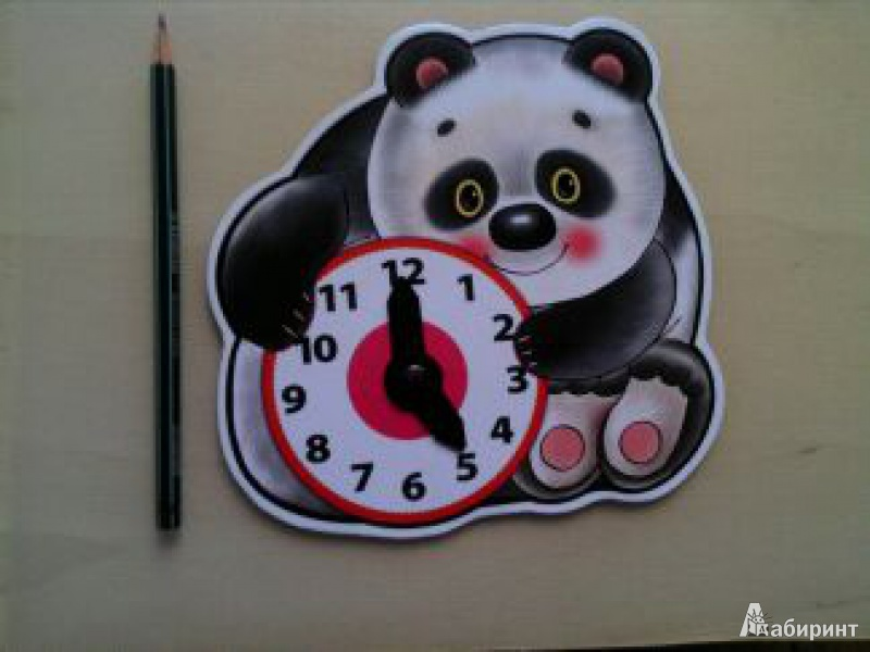 Иллюстрация 1 из 8 для Часики-мини. Медвежонок   Лабиринт - игрушки. Источник: Елена Е.Н.