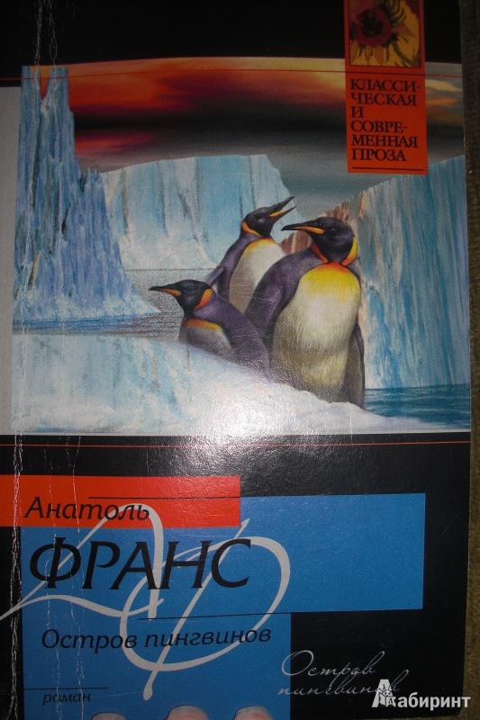 Иллюстрация 1 из 29 для Остров пингвинов - Анатоль Франс | Лабиринт - книги. Источник: Татаринова  Дарья