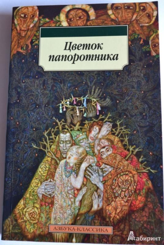 Иллюстрация 1 из 21 для Цветок папоротника | Лабиринт - книги. Источник: Galina