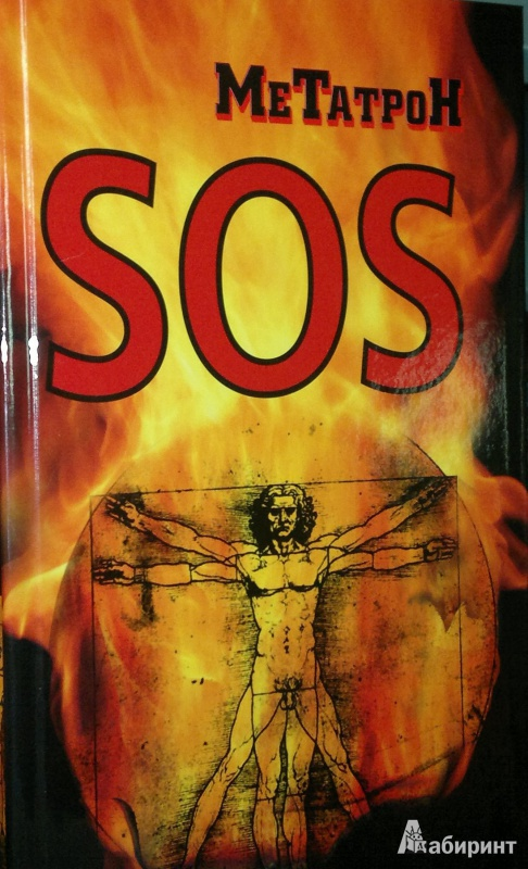 Иллюстрация 1 из 5 для SOS - (Соломенников Метатрон   Лабиринт - книги. Источник: Леонид Сергеев
