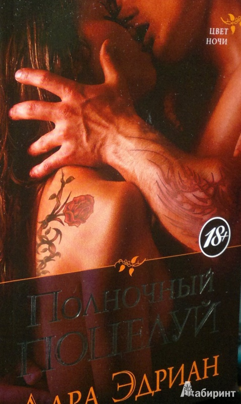 Иллюстрация 1 из 13 для Полночный поцелуй - Лара Эдриан | Лабиринт - книги. Источник: Леонид Сергеев