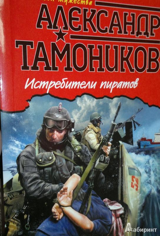 Иллюстрация 1 из 11 для Истребители пиратов - Александр Тамоников | Лабиринт - книги. Источник: Леонид Сергеев