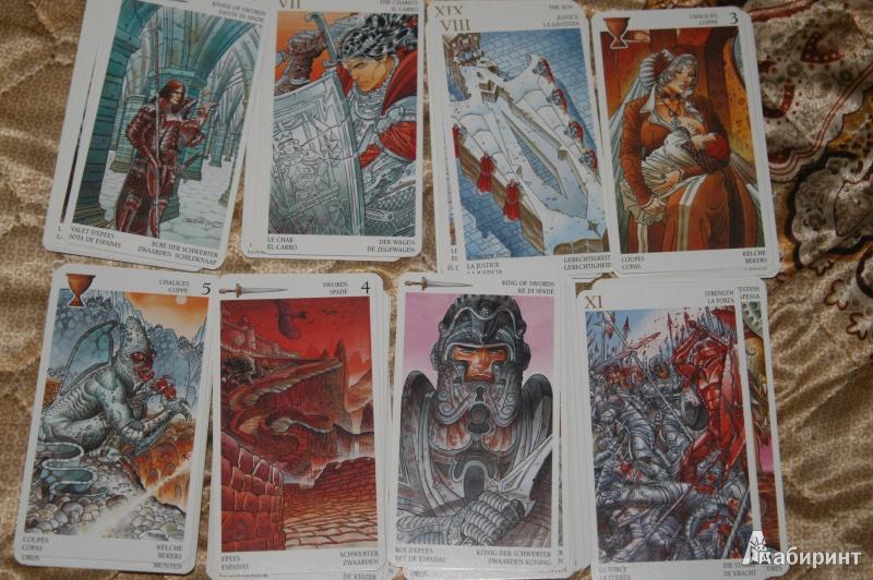 Иллюстрация 1 из 33 для Таро Мистерии Авалона | Лабиринт - книги. Источник: Кабанова  Ксения Викторовна