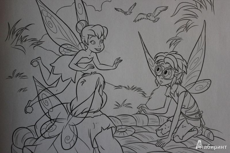 Иллюстрация 1 из 5 для Волшебная раскраска. Феи: Тайна Зимнего Леса (№1379) | Лабиринт - книги. Источник: Глушко  Александр