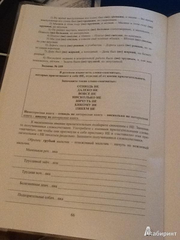 Гдз по русский язык практикум по орфографии и пунктуации