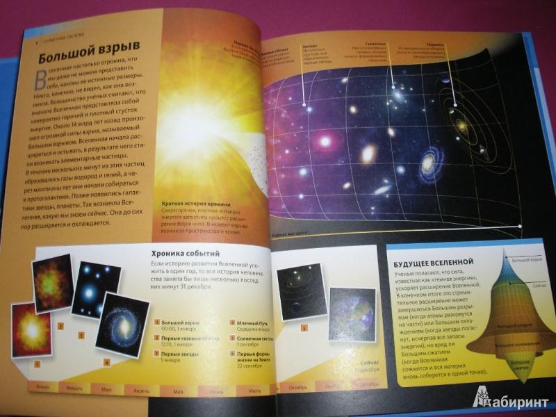 Иллюстрация 5 из 27 для Солнечная система | Лабиринт - книги. Источник: Tiger.