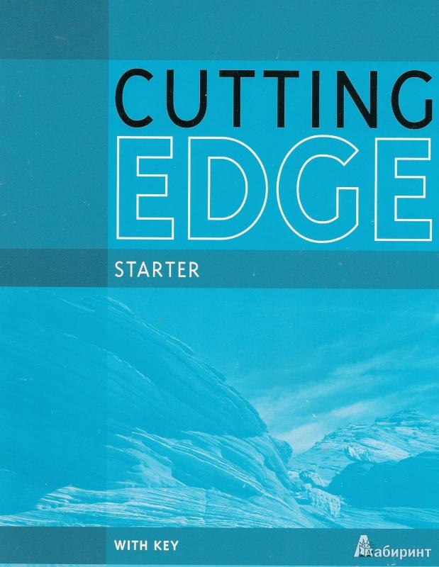 Иллюстрация 1 из 4 для Cutting Edge. Starter: Workbook with key - Peter Moor | Лабиринт - книги. Источник: Колесникова  Сашка