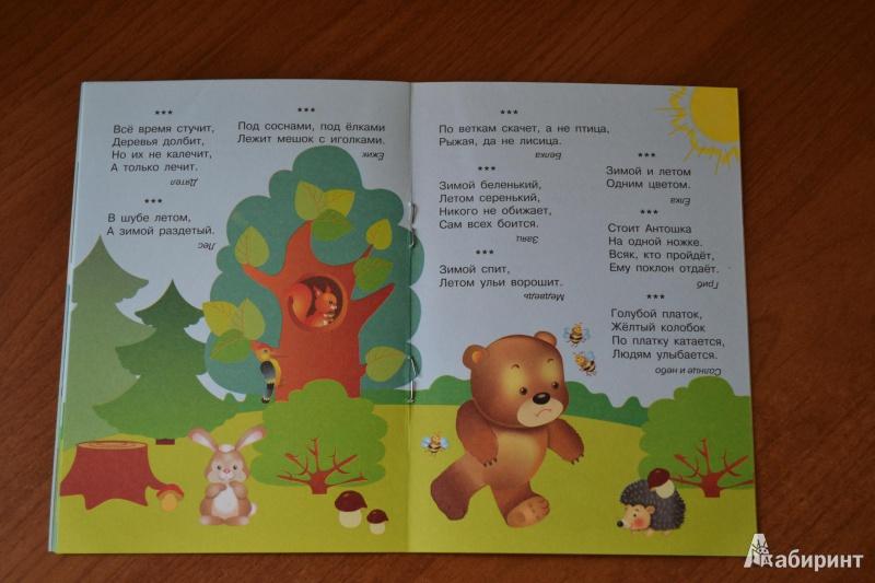 Иллюстрация 5 из 18 для Загадки   Лабиринт - книги. Источник: juli_pani