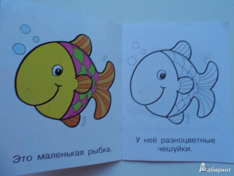 Иллюстрация 1 из 5 для Кто живет в море? | Лабиринт - книги. Источник: бушмелева  наталья