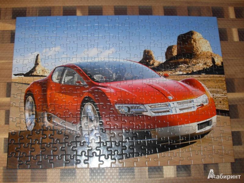 Иллюстрация 1 из 3 для Puzzle-260. Машина (В-26685) | Лабиринт - игрушки. Источник: Морозова  Александра Андреевна
