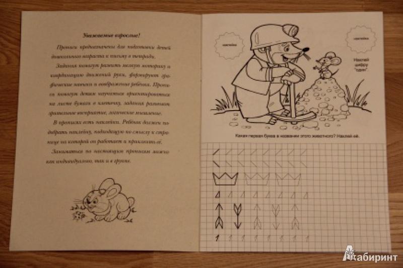 Иллюстрация 1 из 11 для Пишем и считаем | Лабиринт - книги. Источник: loko-moko