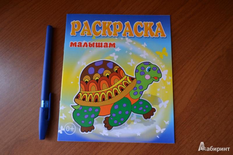 Иллюстрация 1 из 18 для Черепашка | Лабиринт - книги. Источник: juli_pani