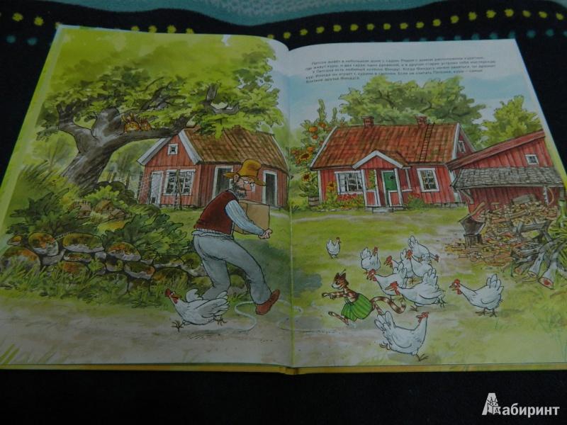 Иллюстрация 16 из 48 для Чужак в огороде - Свен Нурдквист | Лабиринт - книги. Источник: Мама Ольга