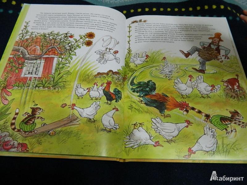 Иллюстрация 19 из 48 для Чужак в огороде - Свен Нурдквист   Лабиринт - книги. Источник: Мама Ольга