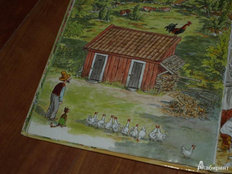 Иллюстрация 13 из 48 для Чужак в огороде - Свен Нурдквист | Лабиринт - книги. Источник: Гусева  Анна Сергеевна