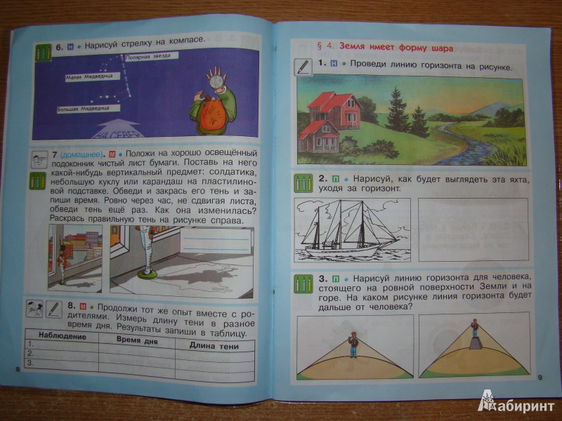 Окружающий мир 2 класс учебник вахрушев 1 часть 2 часть гдз prakard.