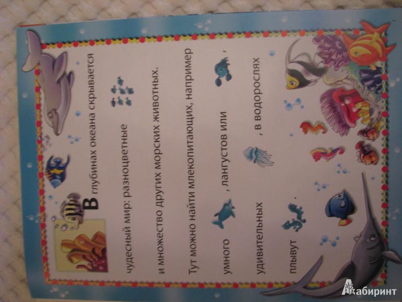 Иллюстрация 1 из 9 для Животные в море | Лабиринт - книги. Источник: Татарникова  Екатерина Владимировна