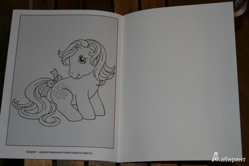 Иллюстрация 1 из 8 для Водная раскраска. Мой маленький пони (№ 1302) | Лабиринт - книги. Источник: Кабанова  Ксения Викторовна
