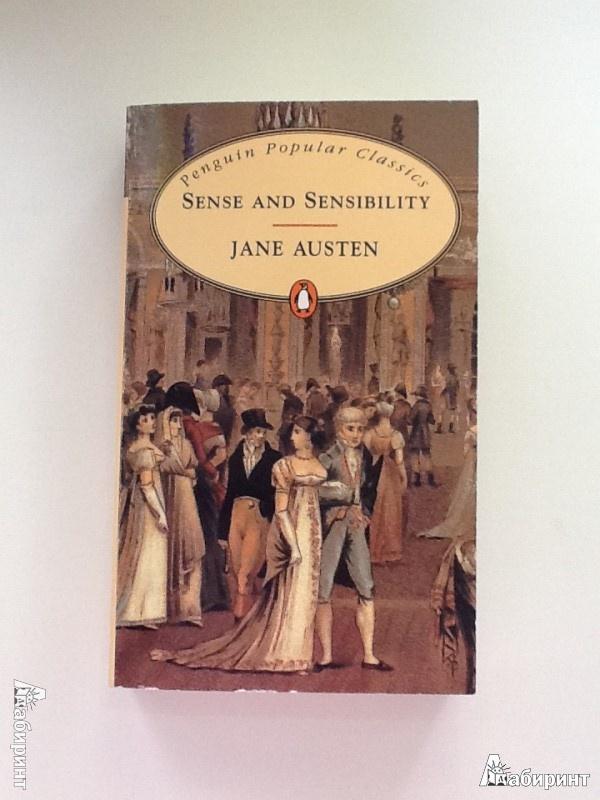 Иллюстрация 1 из 22 для Sense and Sensibility - Jane Austen | Лабиринт - книги. Источник: terramisu