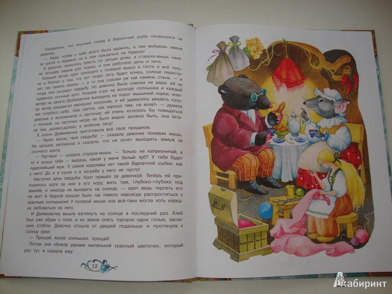 Иллюстрация 1 из 27 для Сказки - Ганс Андерсен   Лабиринт - книги. Источник: Okky